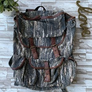 Ecote Urban Outfitters Canvas Backpack